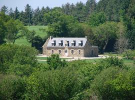 Gîte de Kerlouérien Botsorhel, Botsorhel