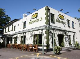 The Dibbinsdale Inn, برومبرو