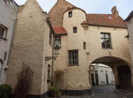 Hotel Boterhuis, بروج