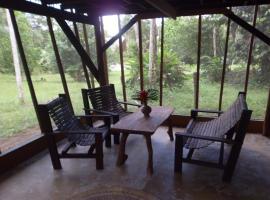 La Arenosa Lodge Tanimboca, 莱蒂西亚