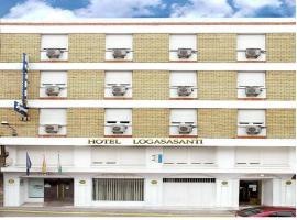 Hotel Restaurante Logasasanti, Andújar