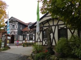兰德维拉瑞兹藤酒店, Bad Königshofen im Grabfeld