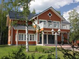 Hotel Sininen Helmi, Kiuruvesi