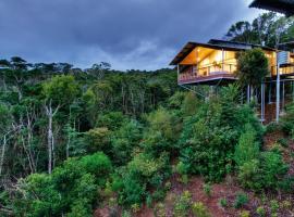 O'Reilly's Rainforest Retreat, Canungra