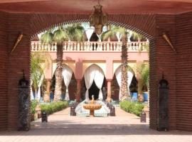 宾客别墅酒店, 马拉喀什