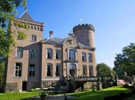 斯特肯堡城堡, 及德伯珍
