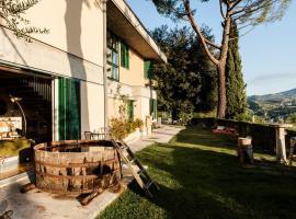 B&B Villa Fortezza, אסקולי פיצ'נו