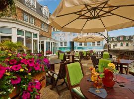 Best Western Moores Hotel, St Peter Port