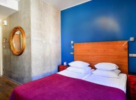 Rex Hotel, Stoccolma