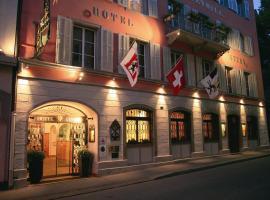 Romantik Hotel Stern, Chur