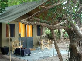 Mahoora Tented Safari Camp - Bundala