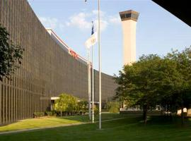 芝加哥奥黑尔机场希尔顿酒店