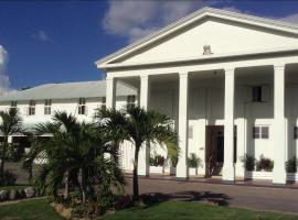 利瓜尼亚俱乐部酒店, 金斯敦