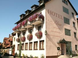 Hotel Ebner, Bad Königshofen im Grabfeld
