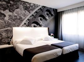 فندق ديمار, فالنسيا