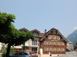 Hotel Ochsen, Wolfenschiessen
