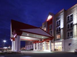 哈利法克斯未来旅馆及会议中心, 哈利法克斯