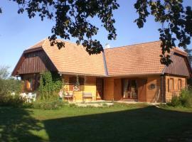 Naturpark Ferienhaus, Szalafő