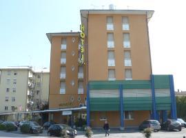 Hotel Europa, Cento