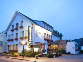 Hotel-Restaurant De La Poste, Urmatt