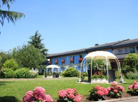 Qualys Hotel Rouen, Saint-Martin-du-Vivier
