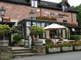 Three Horseshoes Country Inn & spa, Leek