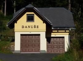 Chata Danuše, Ludvíkov