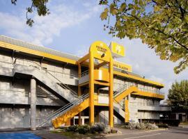东里昂机场圣艾修伯里普瑞米尔经典酒店