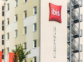 ibis Stuttgart Airport Messe