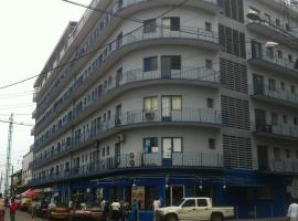Hotel Beausejour Mirabel, Douala