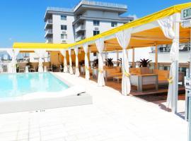 فندق ليزلي, شاطئ ميامي