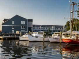 St Michaels Harbour Inn, Marina and Spa, Saint Michaels
