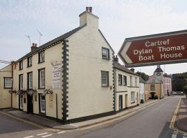 The New Three Mariners, Laugharne