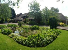 Brook Marston Farm Hotel, Kingsbury