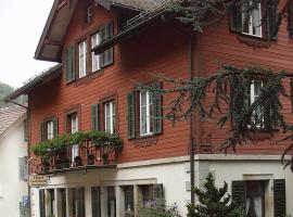 Hotel Gotthard, غرتنلن