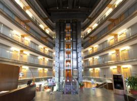 巴塞罗那格伦薇亚菲拉欧洲酒店