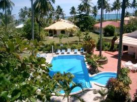 Luxury apartment oceanview, Sol bonito beachfront, קברטה