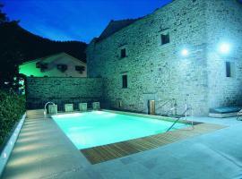 Hotel Delle Terme Santa Agnese, Bagno di Romagna