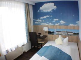 蓝鲤鱼酒店, 奥伯斯赫雷斯海姆