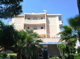 Hotel Marligure, 博尔迪盖拉
