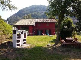 Ostello Casa Rossa, Laveno-Mombello
