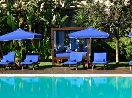 乐麦地那索维拉梅迪纳酒店&spa,美憬阁系列