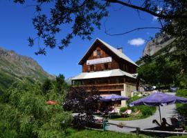 Auberge du Pont de l'Alp, Le Monêtier-les-Bains