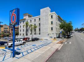 Motel 6 San Diego Downtown, San Dijego
