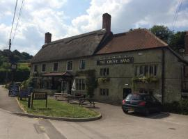 The Grove Arms, Ludwell, شافتسبري