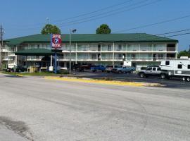 Super 7 Motel, Richmond