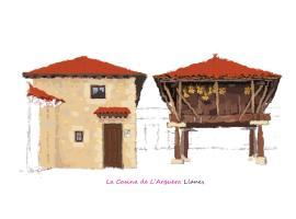La Casina de la Arquera, Llanes