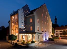 安格布拉酒店, 施塔费尔湖畔穆尔瑙