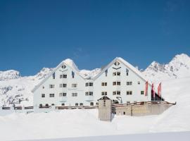Alpenhotel St.Christoph, Sankt Christoph am Arlberg