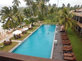 Paradise Beach Club, Mirissa